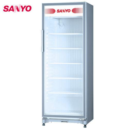 SANLUX 台灣三洋 SRM-305HR 305L直立式冷藏櫃