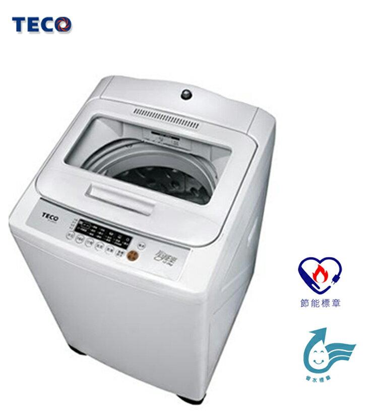 <br/><br/>  TECO 東元 W1209UN 12KG 直立式定頻洗衣機 單槽<br/><br/>