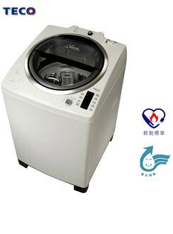 TECO 東元 W1480UN 14KG 直立式定頻洗衣機 單槽