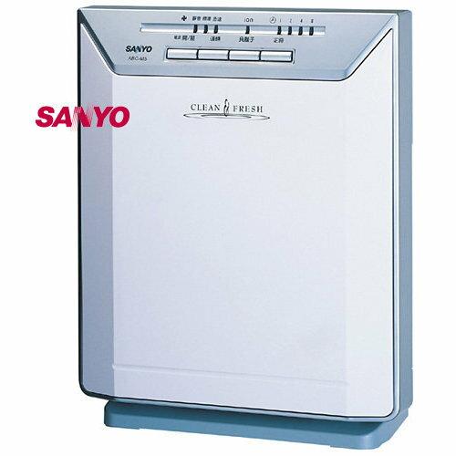 SANLUX 台灣三洋 空氣清淨機 ABC-M5 日本原裝進口三合一濾網(光觸媒 + 抗敏+ 空氣清新)