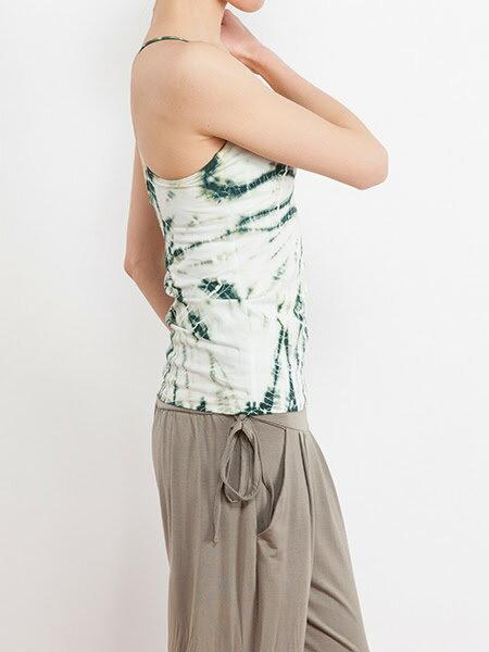 【Bali】紮染紋貼胸背心 2