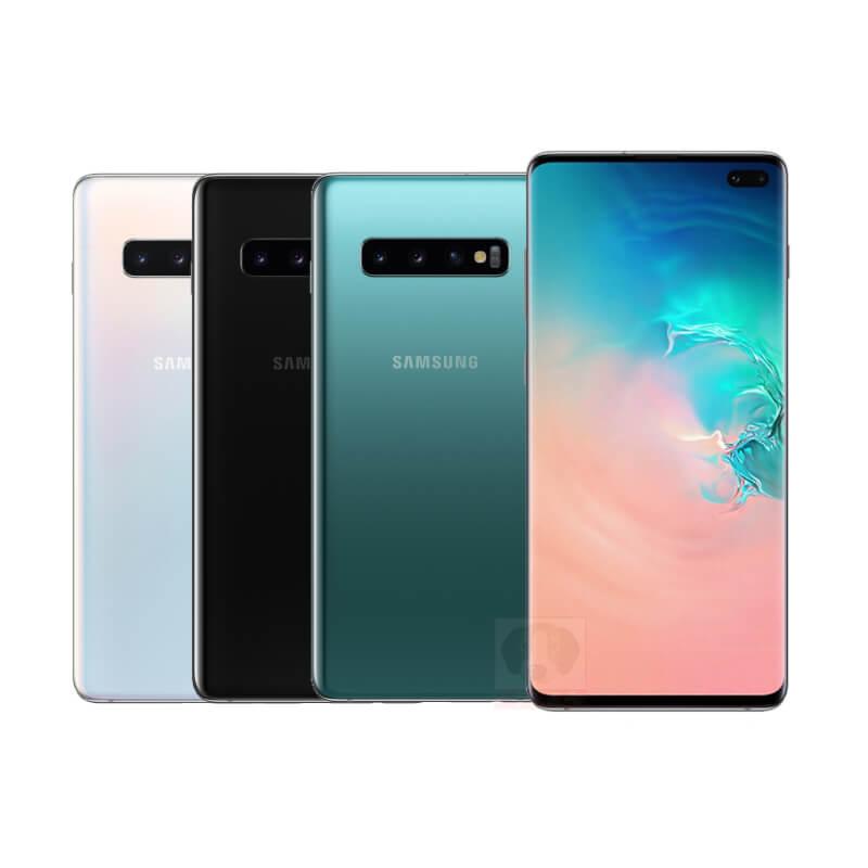 S10+ / S10 PLUS 6.4吋 8G/128G 攜碼台灣大哥大4G上網月租方案 手機優惠