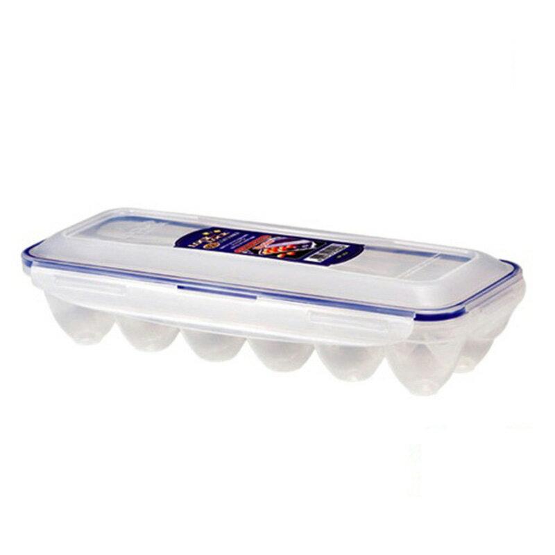樂扣樂扣雞蛋收納盒保鮮盒12入HPL954四面環扣-大廚師百貨