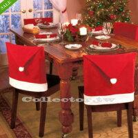 聖誕節 聖誕帽子椅套 椅子 聖誕禮物 禮品
