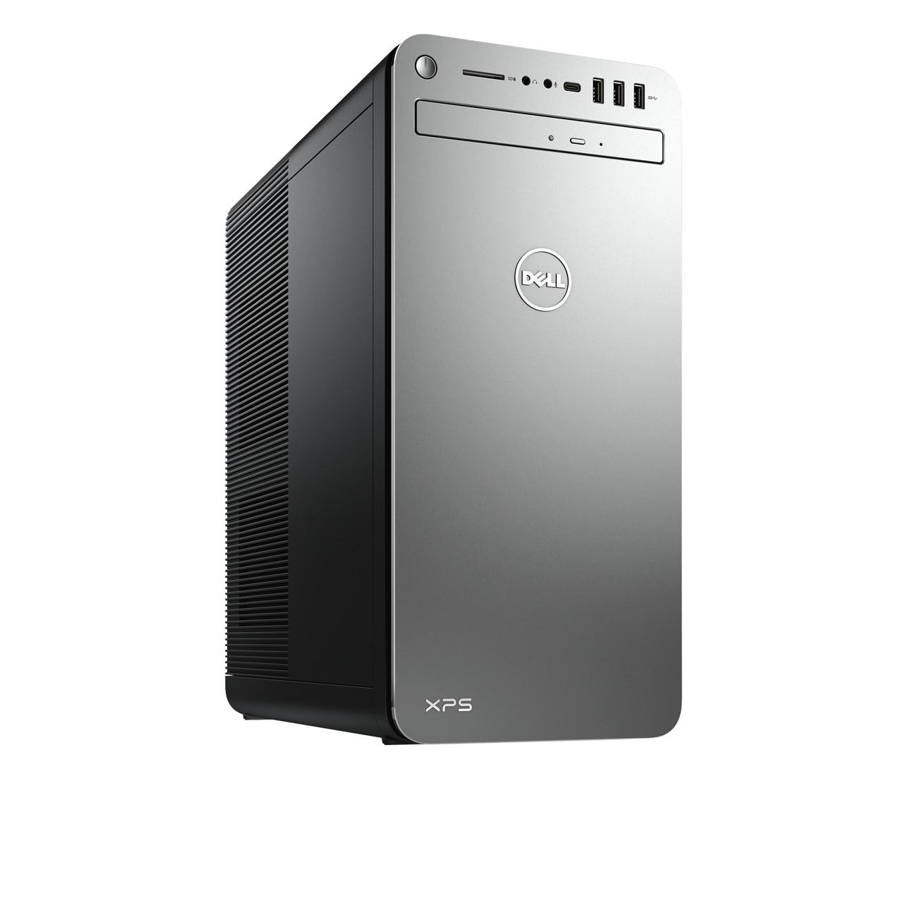 Dell XPS Tower Special Edition- 8930- GTX 1080- i7 8086K - 2TB SSD + 2TB  HDD- 64GB RAM