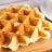 比利時鬆餅(10入)歐美最受歡迎甜點!外酥內軟,天然酵母發酵不加一滴水,吃得到珍珠糖的道地比利時鬆餅 0