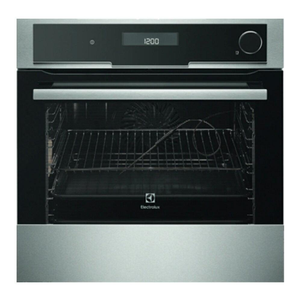 【Electrolux 伊萊克斯】 蒸烤箱 73L-無安裝服務 (EOB8857AAX)