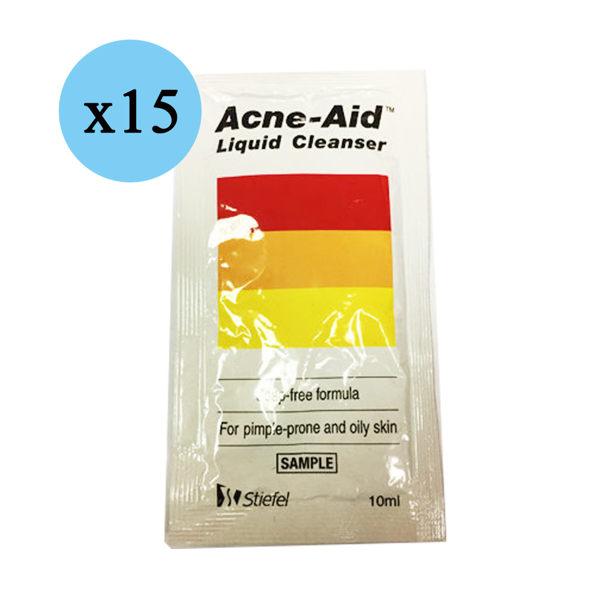 Stiefel Acne-Aid 愛可妮 潔面露 150ml (Acne-Aid Liquid Cleanser) (10ml*15包)