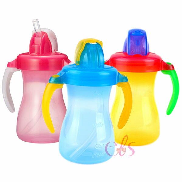 貝親Pigeon 吸管飲水學習杯 喝水杯 紅  藍  黃 150ml 三款供選 ~艾莉莎E