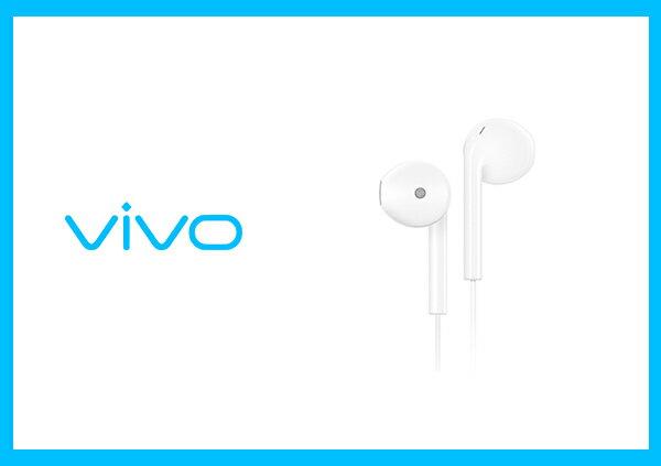 VIVO原廠XE680HiFi音質半入耳式耳機(密封袋裝)