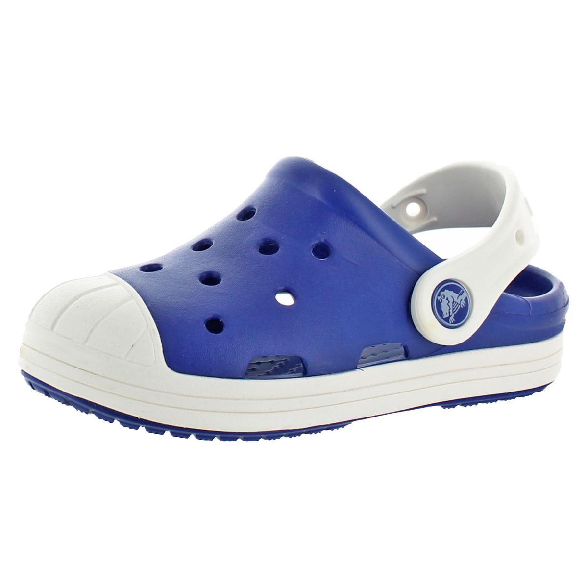 866ebb317 BHFO  Crocs Unisex Kids Bump It Croslite Clog Shoes