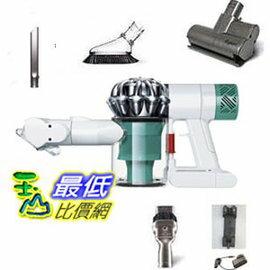 [網購退回整新品] Dyson V6 Mattress HH08手持吸塵器 4吸頭HEPA濾網 除塵蟎HH07