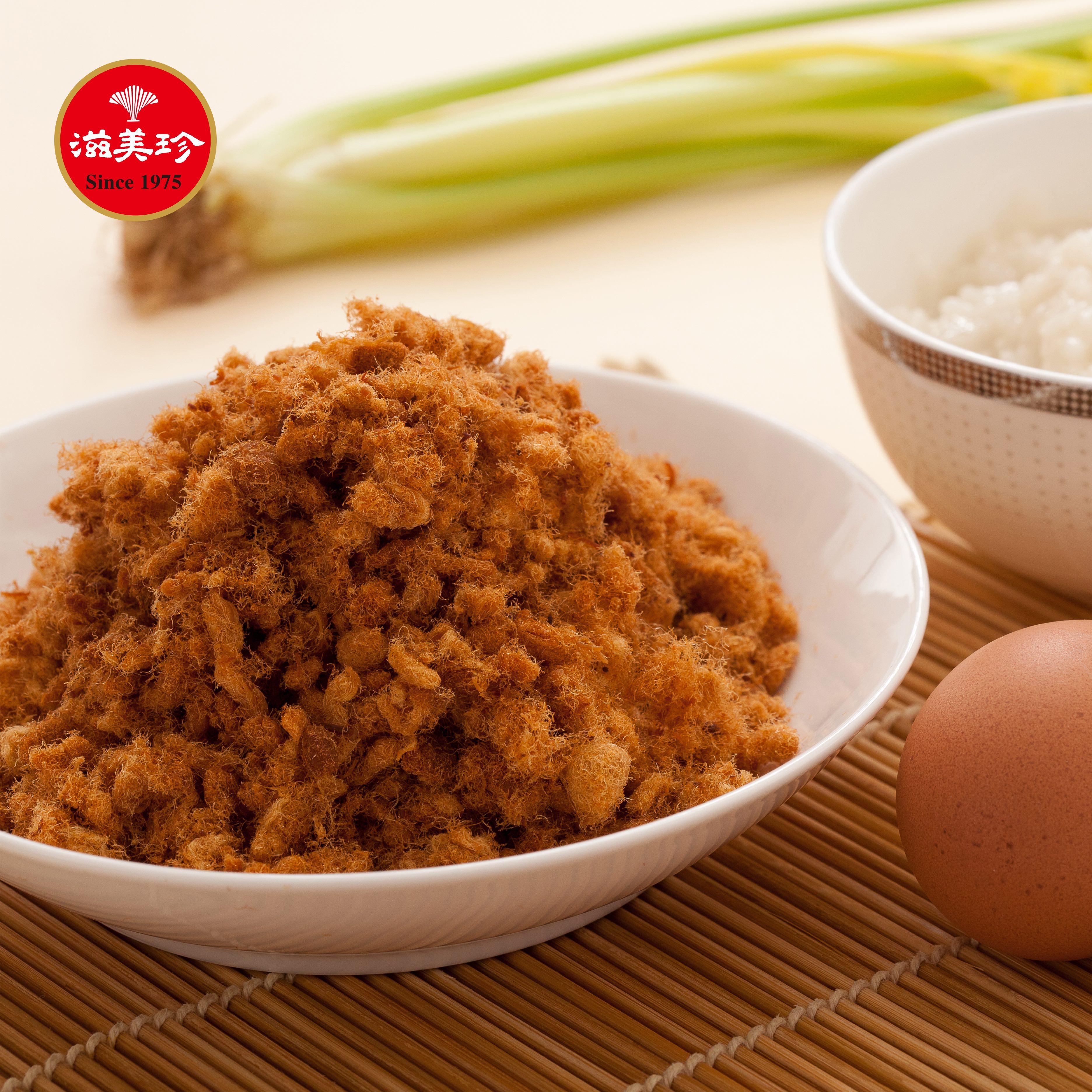 【滋美珍肉乾】特製細肉鬆★每日現炒~ 新鮮美味★