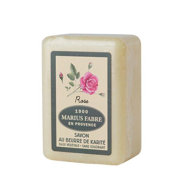 (任選3件享優惠折扣)MARIUSFABRE法鉑天然草本法蘭西玫瑰棕櫚皂150GUPSM認證EPV標章法國原裝進口