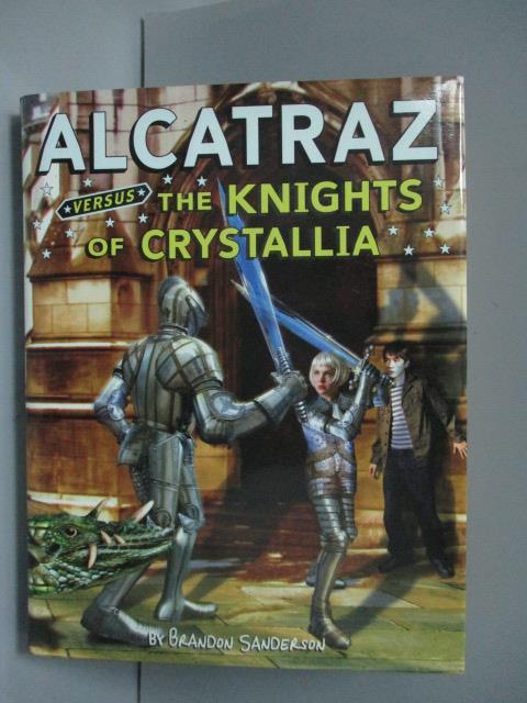 ~書寶 書T4/原文小說_LIT~Alcatraz Versus the..._Sande