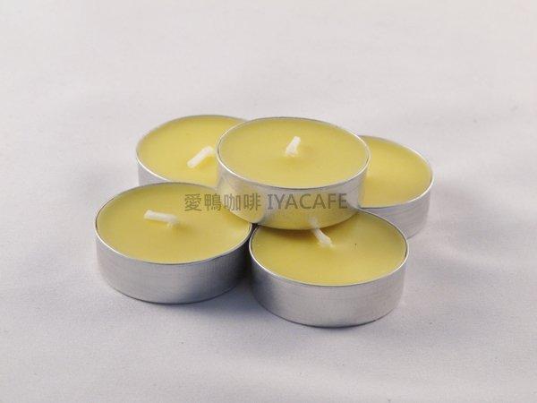 《愛鴨咖啡》環保蠟燭10顆/盒