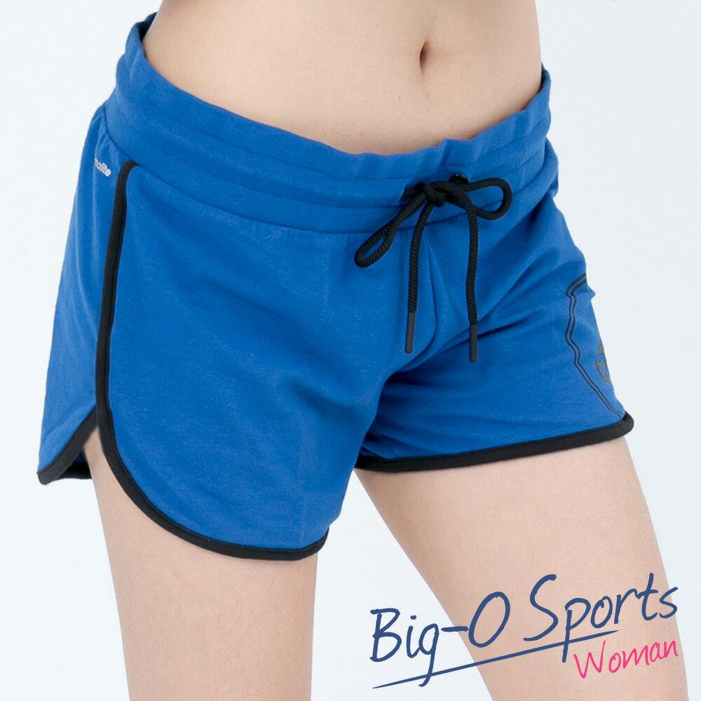 ADIDAS 愛迪達 LOGO SHORT 運動休閒短褲 女 AJ6353 Big-O Sports