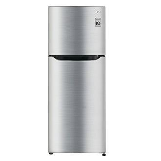【LG樂金】186公升Smart 變頻上下門冰箱。精緻銀/GN-L235SV