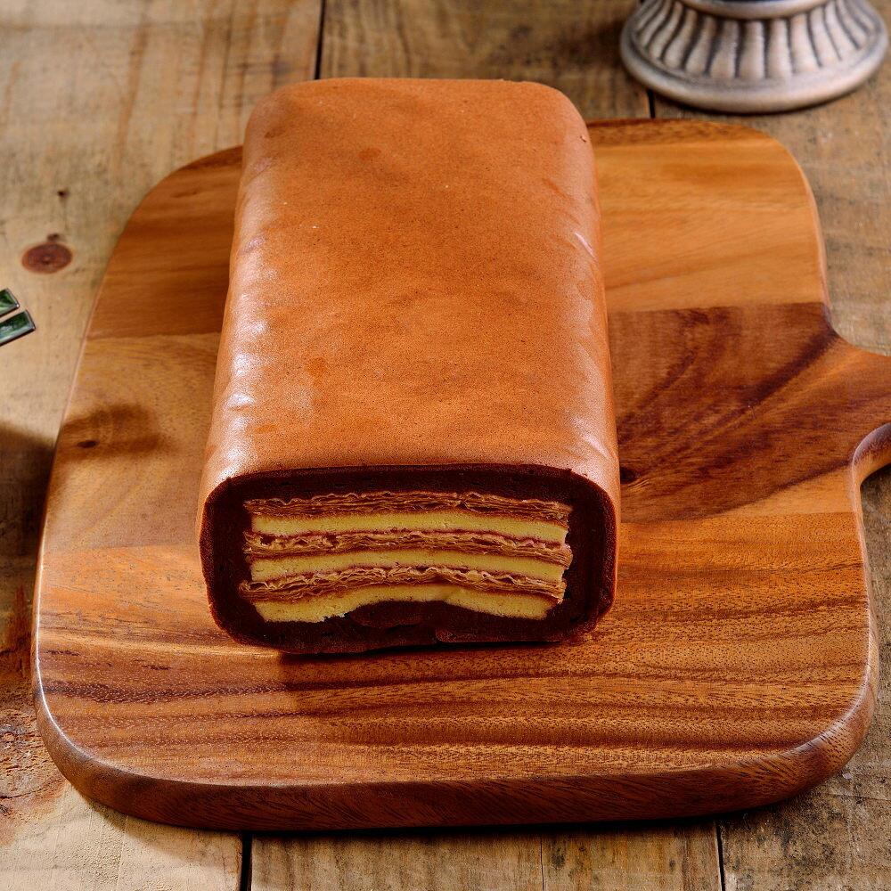【法藍四季 拿破崙派蛋糕】★香濃綿密包裹著酥脆口感,層次豐富的混搭美味!!