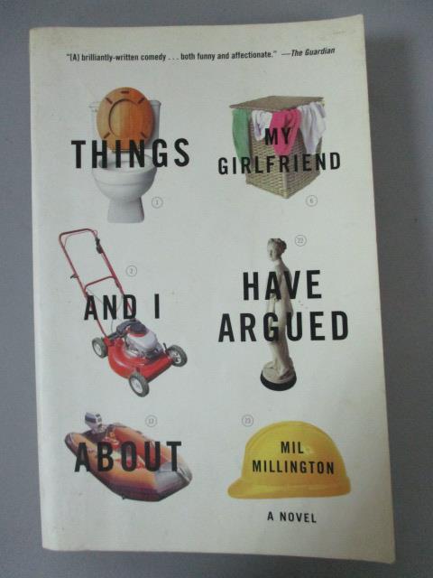 ~書寶 書T8/原文小說_JNF~Things My Girlfriend and I H