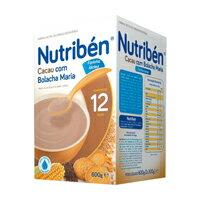 【安琪兒】西班牙【Nutriben 貝康】可可餅乾奶麥精