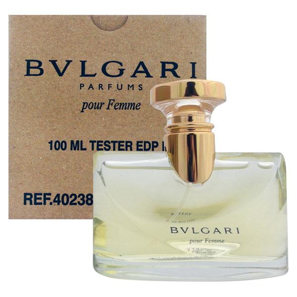 BVLGARI 寶格麗 經典茉莉花女性淡香精 100mlTester環保包裝 《Belle倍莉小舖》