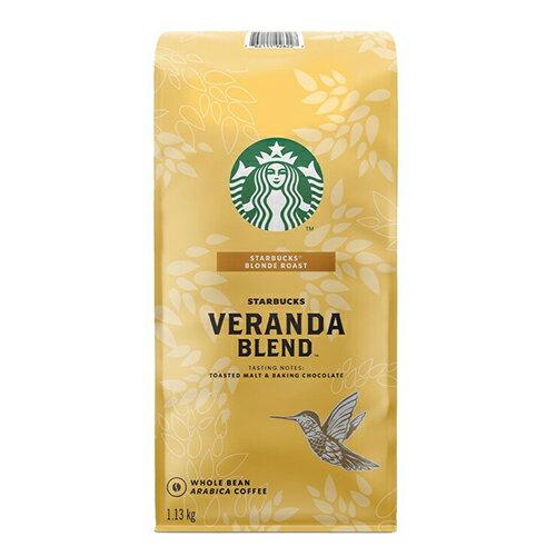 Starbucks Veranda Blend 黃金烘焙綜合咖啡豆 1.13公斤