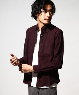 牛津襯衫日本製68WINE
