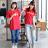 ◆快速出貨◆T恤.情侶裝.班服.MIT台灣製.獨家配對情侶裝.客製化.純棉短T.黃色五星【Y0211】可單買.艾咪E舖 8