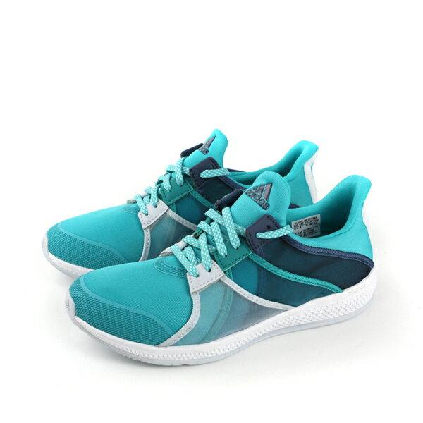 adidas Gymbreaker Bounce W 運動鞋 綠 女款 no224