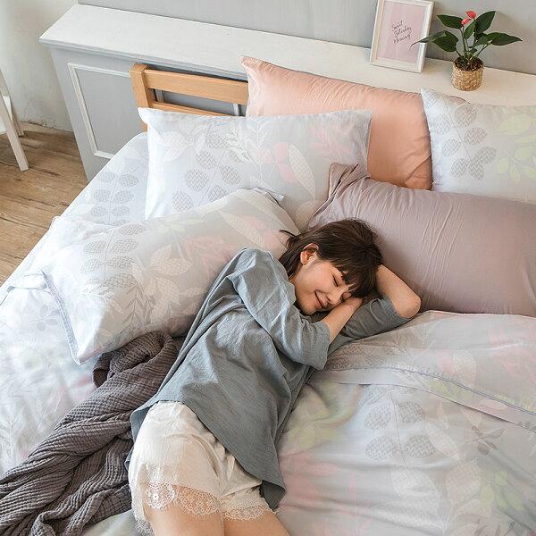 床包雙人加大-100%純天絲【柏菲特】40支天絲,含兩件枕套,戀家小舖