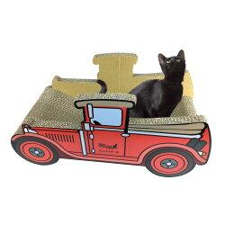 酷酷貓台灣製 卡車椅貓抓板