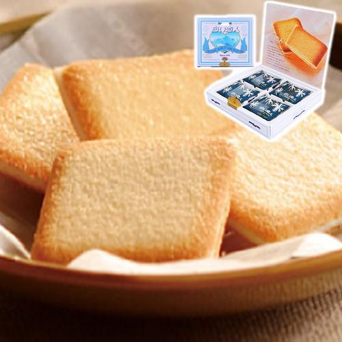 【SUPERSALE】石屋製? 北海道白色戀人白巧克力夾心貓舌餅乾12枚 北海道空運進口 新鮮到貨