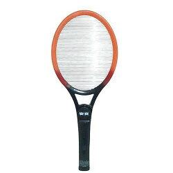 [滿3千,10%點數回饋]『安寶』☆強力大型電子電蚊拍-電池式 AB-9902  **免運費**