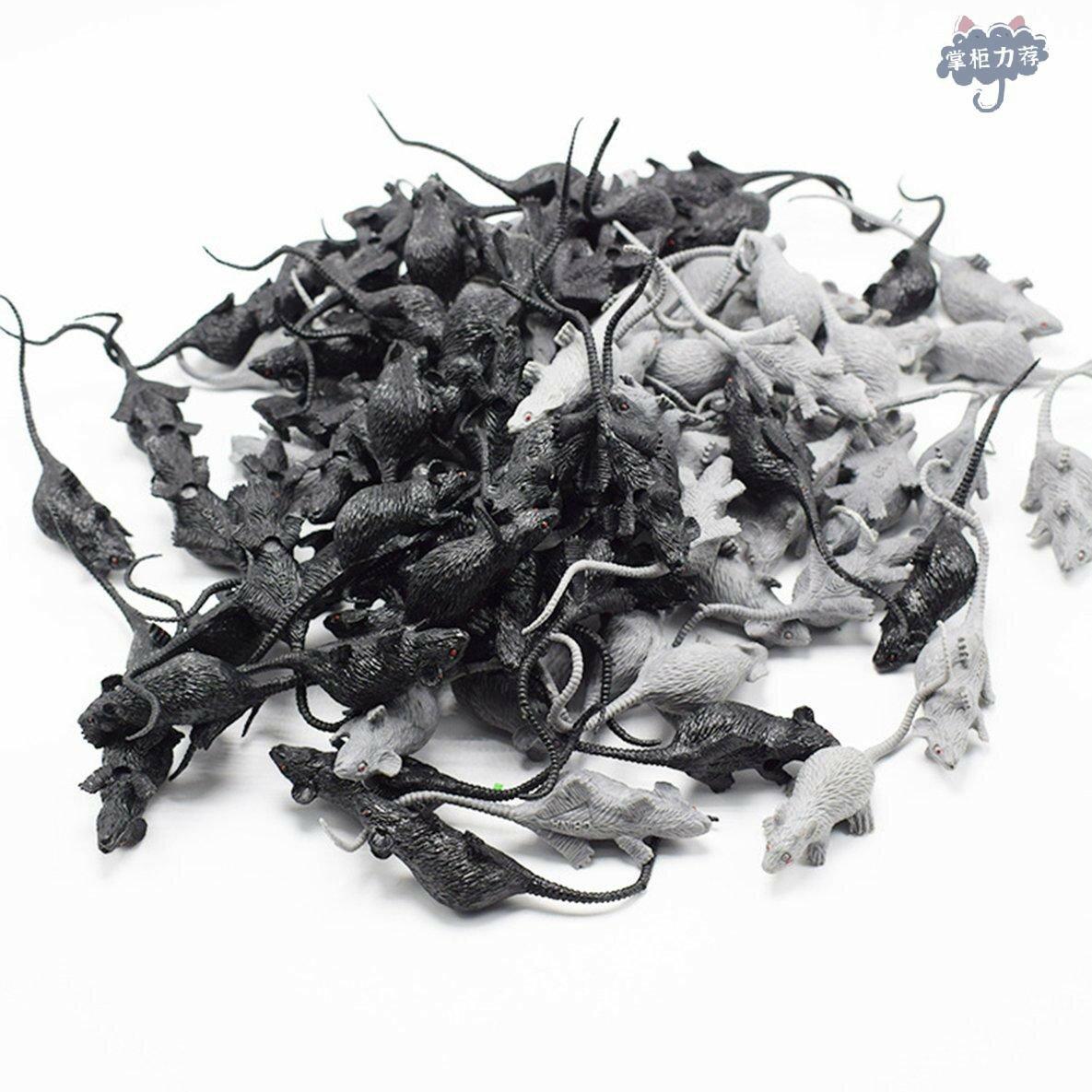 【全館免運】新的奇怪的模擬迷你鼠標蝎子模型調皮恐怖恐怖玩具