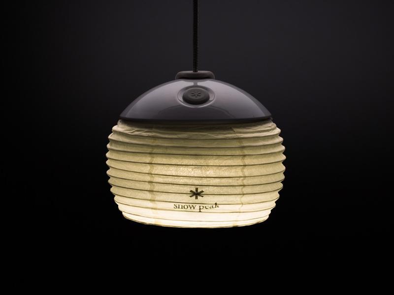 雪峰祭├登山樂┤日本Snow Peak 燈籠花氣氛燈罩卡 # FES-056