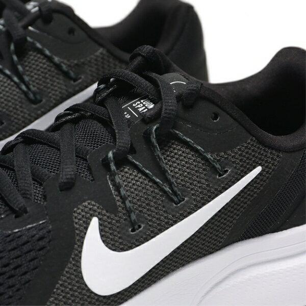 【滿$2500領券現折$350】NIKE 慢跑鞋 WMNS ZOOM SPAN3 黑白 輕量 訓練 女 (布魯克林) CQ9267-001