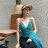 PS Mall 顯瘦格子吊帶背心+防曬襯衫兩件套【T575】 0