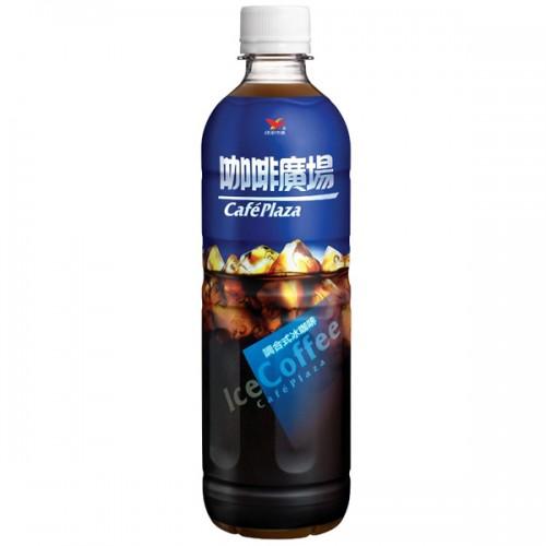 統一咖啡廣場-調合式冰咖啡600ml(24瓶/箱)【合迷雅好物商城】