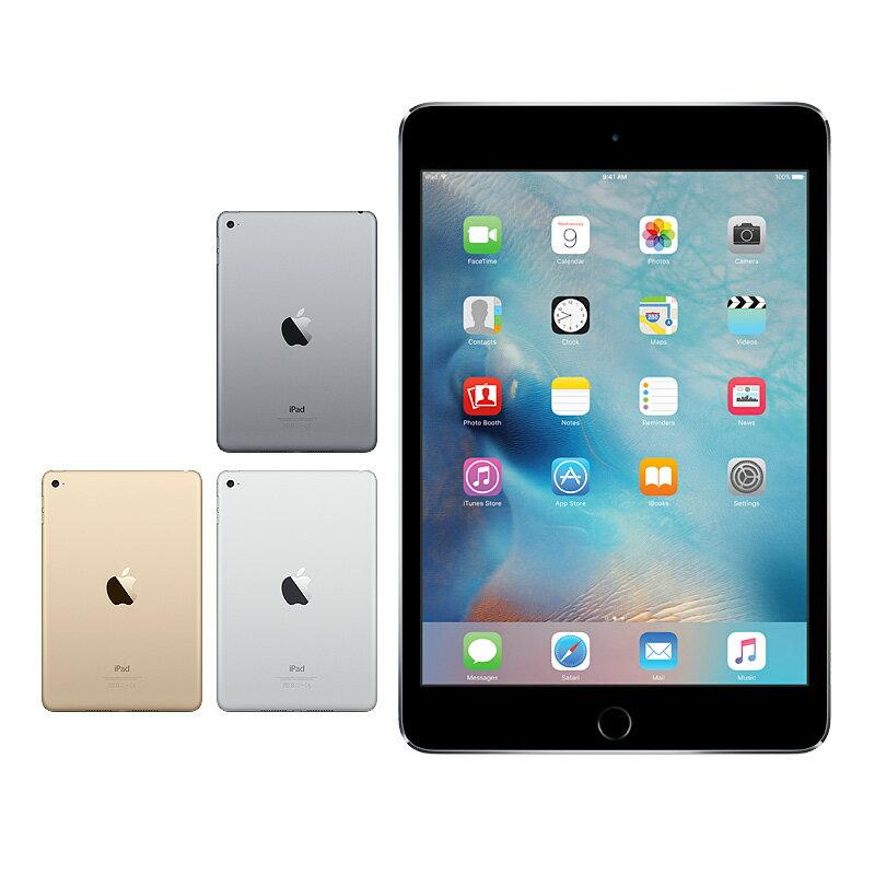 Apple iPad mini4 Wi-Fi 128GB 輕巧 平板電腦 免運費 1