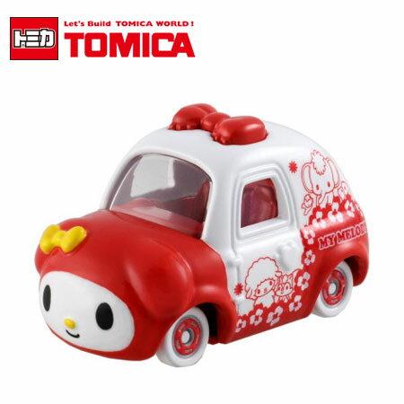 日貨 TOMICA CARS MY MELODY DREAM TM SP 美樂蒂小汽車 多美小汽車 多美夢幻版小汽車 TAKARA TOMY 日本進口【N400002】