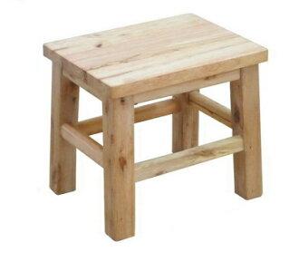 【米詩蘭】橡木小方凳