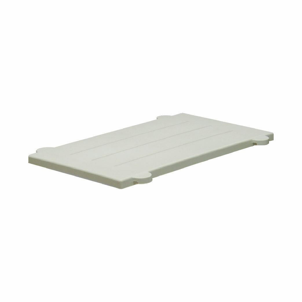 【哇收納】MB300系統收納櫃-收納箱連接板 || MB35系列專用-衣物櫃 玩具櫃 整理箱 防塵防潮 層疊穩固