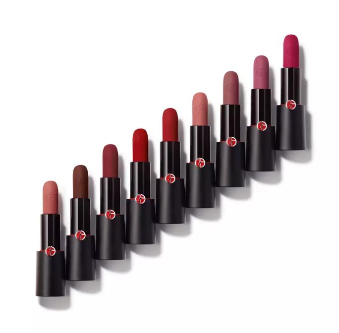 GIORGIO ARMANI亞曼尼奢華訂製柔霧唇膏Rouge D'Armani Matte Lipstick 7
