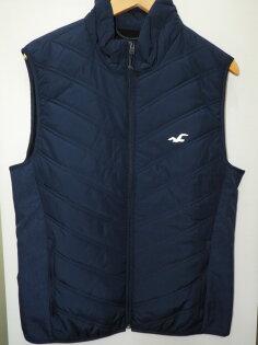 衣凡卡時尚:【衣凡卡時尚】全新真品-Hollister背心外套