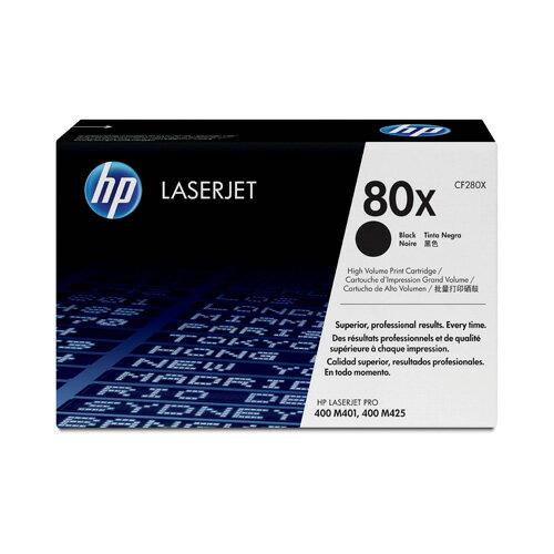【免運】HP 原廠高容量黑色碳粉匣 CF280X 適用 LJ M401/M425