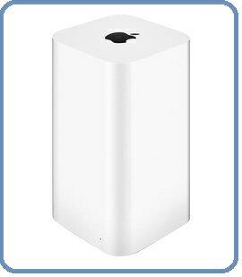 Apple ME177TA /A AirPort Time Capsule 2TB 基地台 台灣公司貨