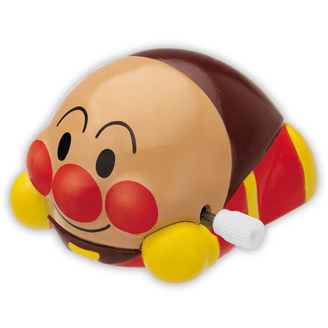 【真愛日本】15101700008發條翻滾公仔-麵包超人  Anpanman 麵包超人 公仔 收藏 玩具