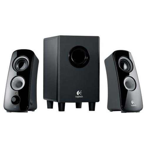 Logitech Z323 Speaker System - 2.1-channel - 30W (RMS) 0