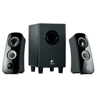 Deals on Logitech Z323 2.1 Speaker System Refurb